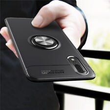 For Huawei P20 Pro Plus Mate 10 Case Cover Luxury Magnetic Kickstand Ring Holder