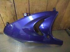 Triumph Sprint ST 955i 2000 1st Gen Left Belly Pan Fairing GC #153
