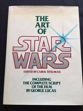 THE ART OF STAR WARS - FIRST EDITION