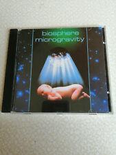BIOSPHERE - MICROGRAVITY - CD - NEW