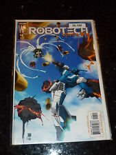 ROBOTECH : LOVE & WAR - No 4 - Date 11/2003 - Wildstorm Comics