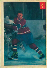 Parkhurst Montreal Canadiens Original Single Hockey Cards