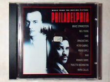 COLONNA SONORA Philadelphia cd BRUCE SPRINGSTEEN NEIL YOUNG GENESIS SADE