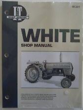 New White Shop Manual 2-62 2-65 2-70 2-75 2-85 2-105 2-135 2-150 Tractors #W-201