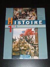 HISTOIRE 1re S Hachette Education 2007 FRENCH New