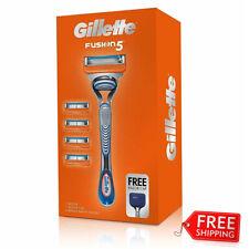 Gillette Fusion 5 Manual Razor + Free Razor Cap
