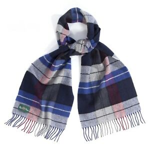 Alan Paine Wool Scarf Various Colours
