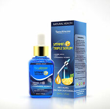 Triple Vitamin C Serum Anti Aging - Skin Lightening - Anti Oxidant
