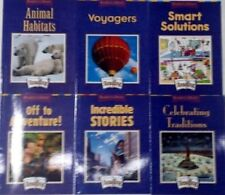 Grade 3 Houghton Mifflin 20 Stories Readers Library Set of 6 3rd Reading