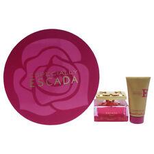 Escada Especially Elixir by Escada for Women - 2 Pc Gift Set 2.5oz EDP Spray, 1