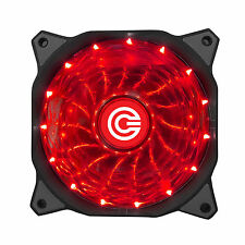 Circle CG 16XR - RED Silent High Quality LED Gaming Computer Case Fan