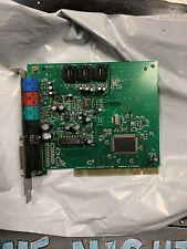 Creative Labs Sound Card PCI (CT4740)