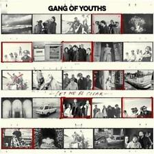 GANG OF YOUTHS Let Me Be Clear CD BRAND NEW 6 Tracks
