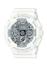 Casio G Shock * GMAS120MF-7A1 S-Series Metallic Face White COD PayPal MOM17