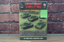 Flames of War - Soviet - T-26 obr 1933 Light Tank Company SBX21 SEALED! Minis
