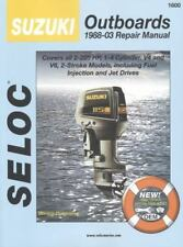 Suzuki Outboards 1988-2003 by Seloc