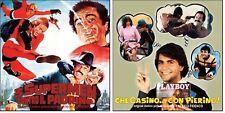 Nico Fidenco: 3 Supermen Contro il Padrino / Che Casino Con Pierino (Sealed CD)