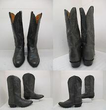 Men's Grey Nocona Western Cowboy Boots sz: 10.5 EE (#18294 M)