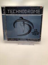 Technodrome 2-best Of progressive Techno CD