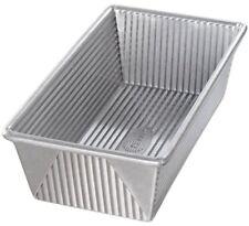 USA Pans Loaf Pan Bakeware Bread Bake Mold Aluminized Steel 9 X 5 X 2.75 Inch