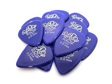 Dunlop Guitar Picks  Delrin 500  12 Pack  2.0mm  Extra Heavy