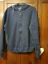 Duck & Cover Mens Zip Up Fleece Hoodie Uk Size XL