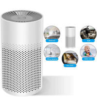 New Room Air Purifier HEPA Filter Home Smoke Cleaner Eater Indoor Dust Remover