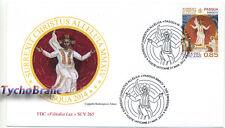 FDC EASTER Vatican 2014 - First Day Cover PASQUA VATICANO - FILITALIA LUX 265