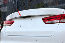 Stainless Rear Trunk Lid Decoration Cover Trim 1pcs For Kia Optima K5 2016 2017