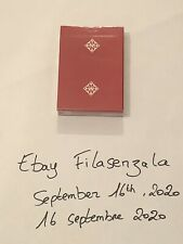 Daniel Madison Scarlet Rounders Private Reserve Deck Playing Cards Ellusionist