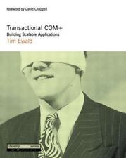 Transactional COM+: Building Scalable Applications (DevelopMentor Series)