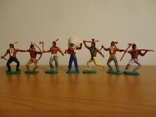 TIMPO WILD WEST SWOPPET 2nd SERIES INDIANS #6 (ALL POSITIONS THAT WERE MADE)
