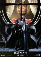 Batman Returns movie poster print # 6 - Michael Keaton, Michelle Pfeiffer