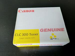 Canon CLC 300 Toner gelb 1437A002 original yellow
