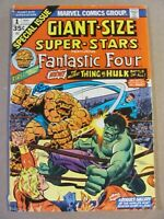 Giant Size Super Stars featuring The Fantastic Four #1 Marvel Comics 1974