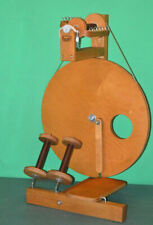 EXCELLENT LOUET S10 SPINNING WHEEL IN FULL WORKING ORDER