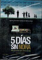 5 dias sin Nora  (DVD Nuevo)