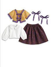 American Girl Caroline/'s Meet Outfit Dress NIB Dress /& Pantalettes Only NIB