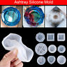 Silicone Ashtray Mold Resin Jewellery Making Mould Casting Epoxy Craft DIY Tool