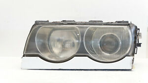 *READ*98-01 OEM BMW 7 Ser Left Driver Side Xenon Headlight 1305630325*AS-IS*