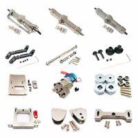 Alloy metal Upgrade DIY parts For WPL B14 B24 B16 B36 Off-road 1:16 Car Titanium
