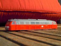 Piko 52500 Lokgehäuse der Diesellok BR 218 296-2 Verkehrsrot der DB AG Ep.6 gut