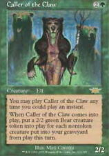 Caller of the Claw ~ Heavily Played Legions UltimateMTG Magic Green Card