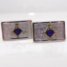 Cuff Links Qxl3 Vintage Masons Masonic Mens