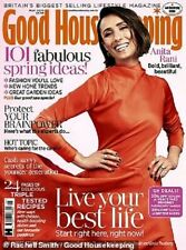 GOOD HOUSEKEEPING MAGAZINE MAY 2020 ~ ANITA RANI COVER / INTERVIEW ~ NEW ~