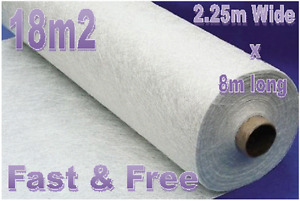 Geotextile Membrane Soakaway Crate Wrapping Weed Prevent FREE DELIVERY!  18m2