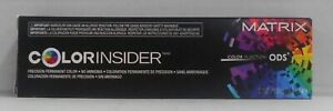 Matrix Color INSIDER ODS ~ Ammonia Free Permanent Hair Color Cream ~ 2 oz. Tube!