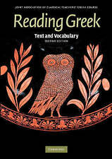 Reading Greek: Text and Vocabulary by Joint Association of Classical Teachers (Paperback, 2007)
