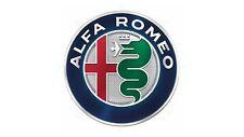 10cm-AUFKLEBER-STICKER-DECAL Alfa-Romeo-2015 AD17 UV&Waschanlagenfest AutoTuning