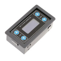 PWM Pulse Frequency Meter Signal Generator Adjustable Duty Ratio (Pack of 1)